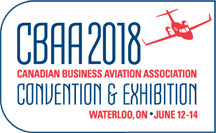 Canadian Business Aviation Association Save the Date Image