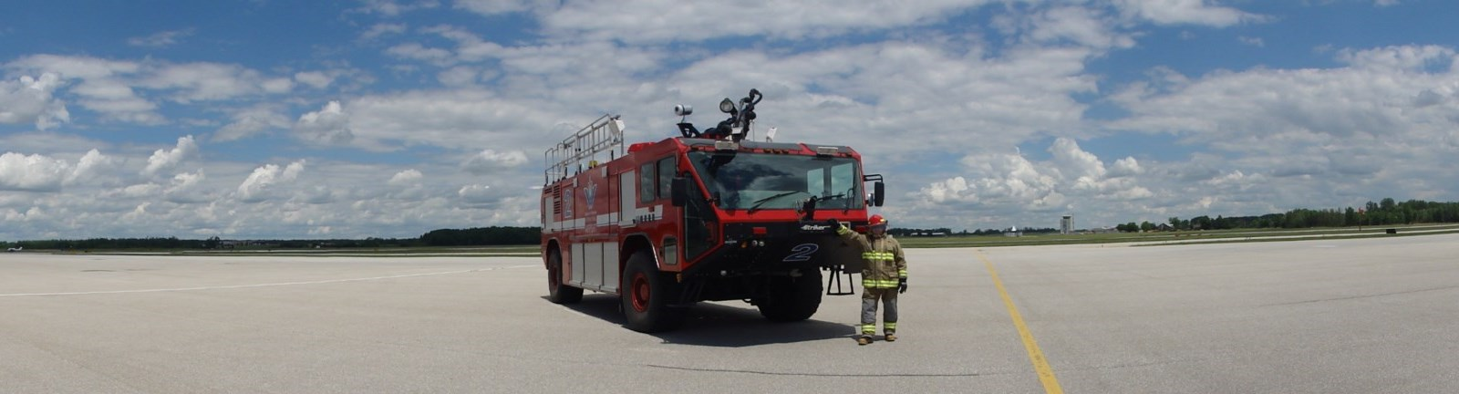 Image Airport Fire Truck & Airfield Specialist