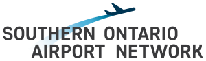 Southern Ontario Airport Network logo