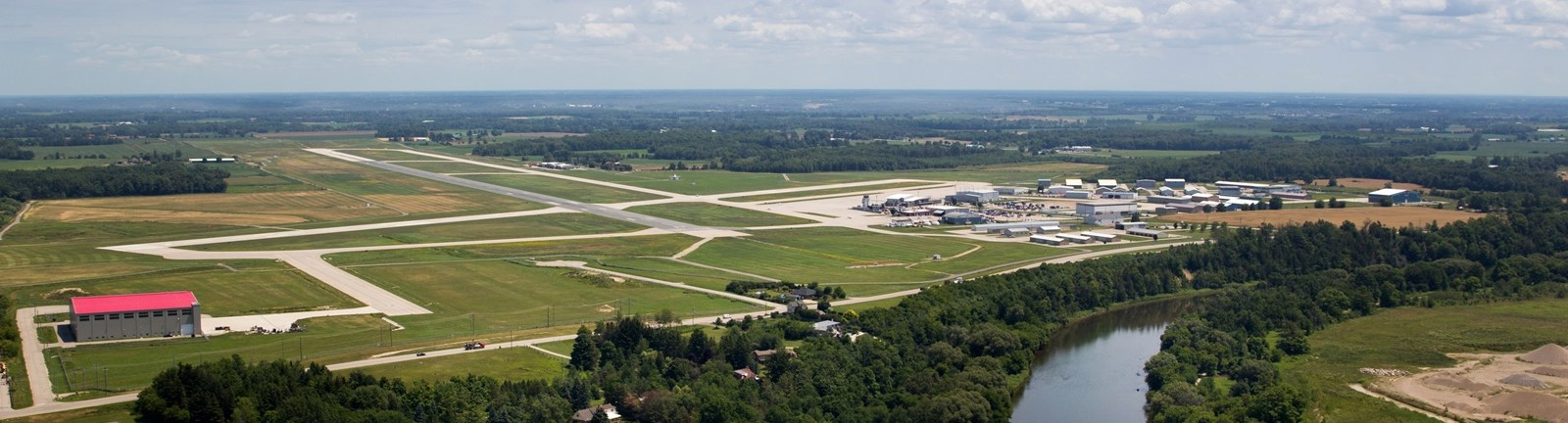 Address and Directions - Region of Waterloo International Airport